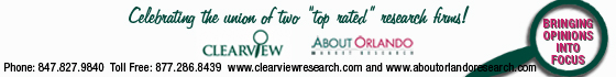 ClearView Research website
