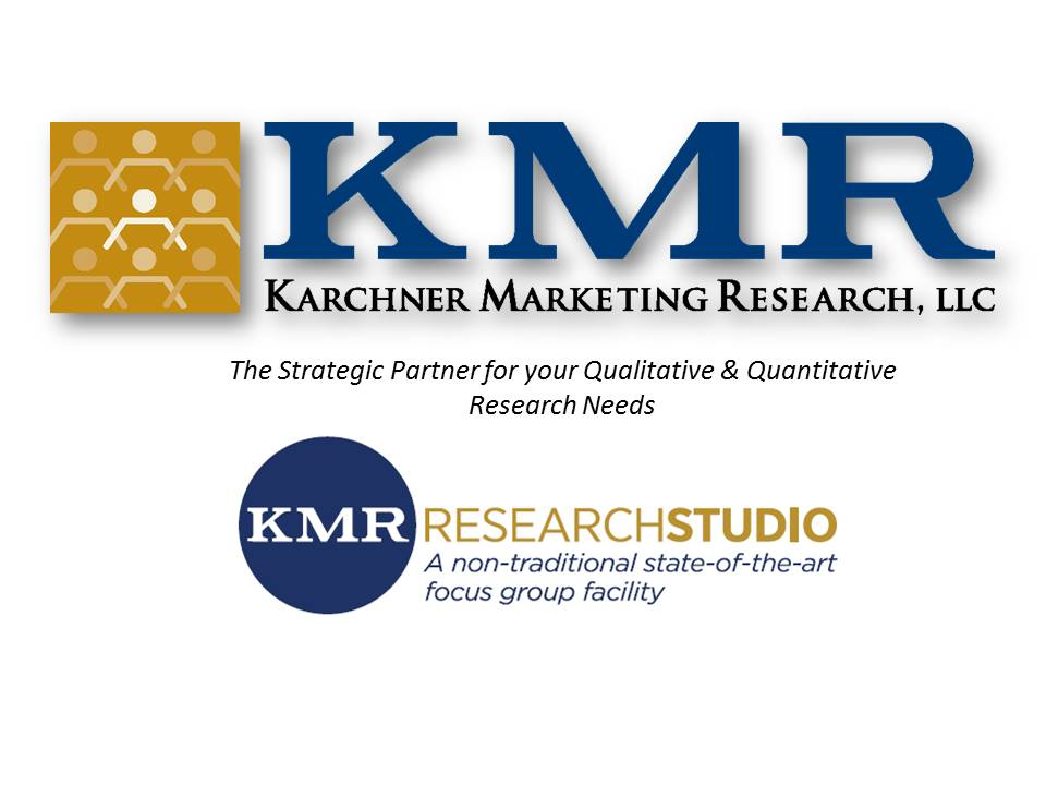 Karchner Marketing Research & KMR Research Studio